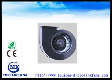 High Speed  IP54 50 / 60 Hz Centrifugal Blower Fan 200mm Diamter