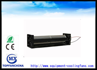 Brushless Tangential Cross Flow Fan For  Elevator / 24v DC Fan