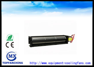 AC Cross Flow Fans For Air Conditioner / 220v Horizontal Blower Fan