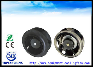 225mm × 99mm Backward Curved DC Centrifugal Fan  / DC Duct Inline Cooling Fan