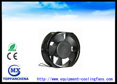 172x150x51mm High Speed  220V EC Industrial Roof Ventilation Fans With Lead Wire